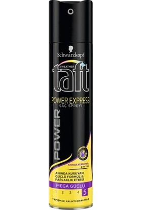 Taft Power EXpress 250 ml Saç Sprey