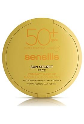Sensilis Sun Secret Compact Spf50 03 Bronze