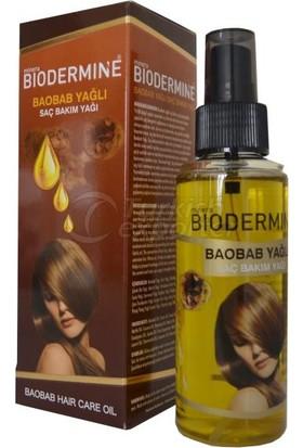 Biodermine Baobab Saç Bakım Yağı 100 ml