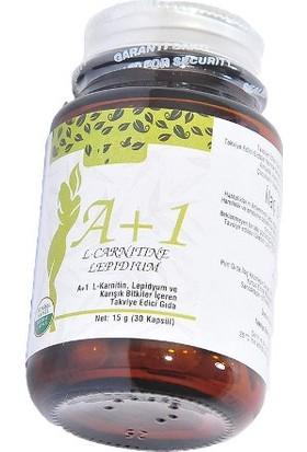 Hhs A1 L Carnitine Lepidium 30 Kapsül