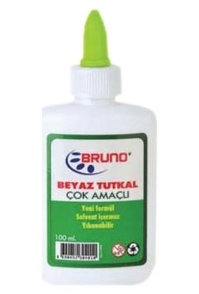 Bruno Beyaz Çok Amaçlı Tutkal 100 ml