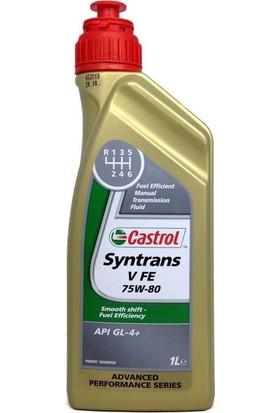 Castrol Syntrans V Fe 75W80 1 Litre