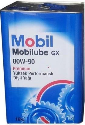 Mobılube Gx 80W90 Teneke 16 Kg (18 Litre)