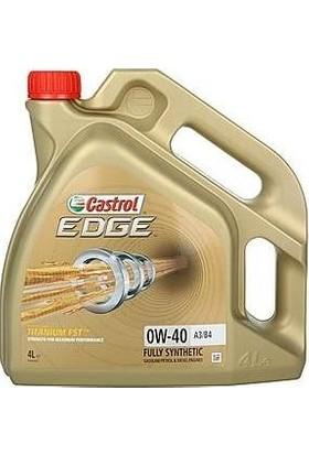Castrol Edge 0W40 A3/B4 4 Litre