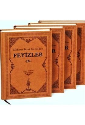 Mehmet Feyzi Efendi'Den Feyizler (4 Cilt Takım) - Musa Özdağ