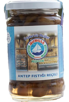 Rumeli Pastanesi - Antep Fıstığı Reçeli 380 gr