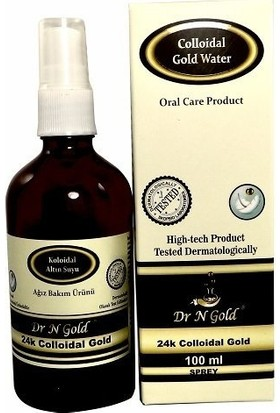 Dr N Gold Kolloidal Altın Sprey (100 ml)