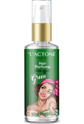 L'Actone Kozmeti̇K Hair Perfume green