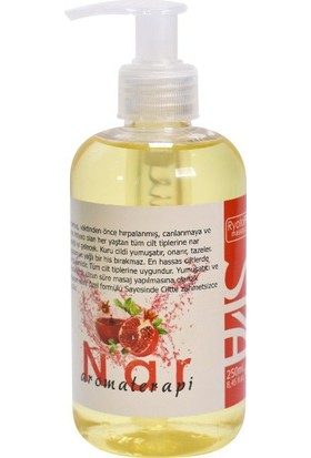 Ryoto Nar Aromaterapi Masaj Yağı 250 ml