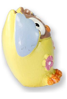 Mutlu Adım 6 Adet Karışık Model Minik Baykuş Biblo