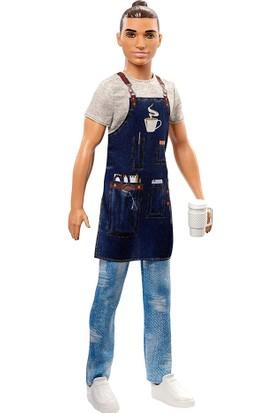 Barbie Ken Kariyer Bebekleri FXP01-FXP03