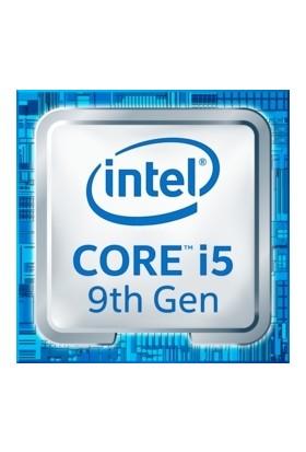 Intel Core i5 9600K 3.7GHz 4.6GHz 9MB 1151- Tray Fansız İşlemci