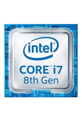 Intel Core i7 8700K 3.7GHz 12M 1151p-V.8 Fansız - Tray Fansız İşlemci