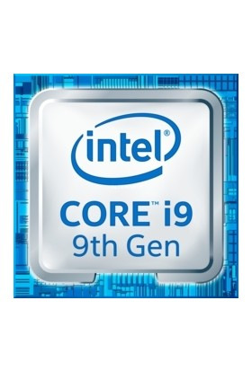 Intel Core i9 9900K 3.6GHz 5.0GHz 16M 1151p - Tray Fansız İşlemci