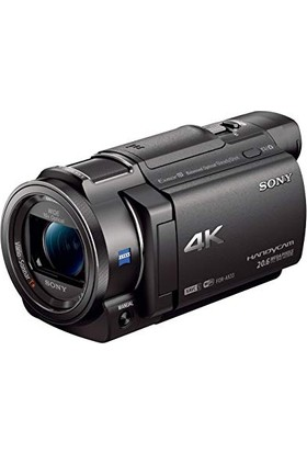Sony Fdr-Ax33 4K Video Kamera( Sony EurasiaGarantili )