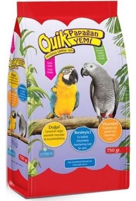 Quik Vitaminli Papağan Yemi 750 gr
