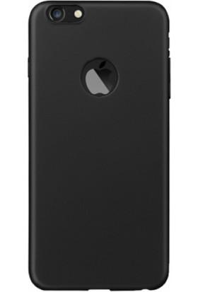 RedClick Apple iPhone 7 Ultra Slim Yumuşak Premier Silikon Kılıf - Siyah