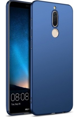 RedClick Huawei Mate 10 Lite Kılıf Rubber Arka Kapak Lacivert