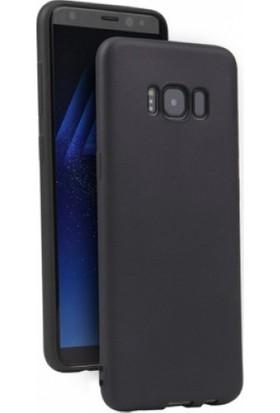 RedClick Samsung Galaxy S8 Ultra Slim Yumuşak Premier Silikon Kılıf - Siyah