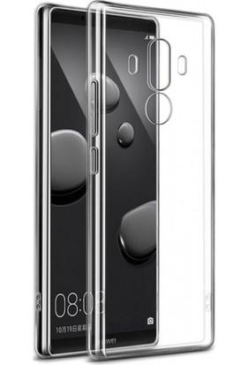 Aksesuarkolic Huawei Mate 10 Pro Kılıf Ultra Slim Kaliteli Silikon 0.2mm