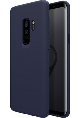 RedClick Samsung Galaxy S9 Plus Ultra Slim Yumuşak Premier Silikon Kılıf - Lacivert