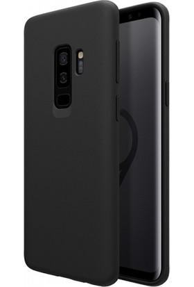 RedClick Samsung Galaxy S9 Plus Ultra Slim Yumuşak Premier Silikon Kılıf - Siyah