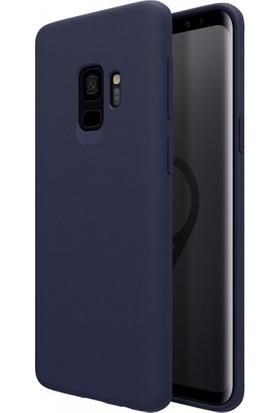 RedClick Samsung Galaxy S9 Ultra Slim Yumuşak Premier Silikon Kılıf - Lacivert
