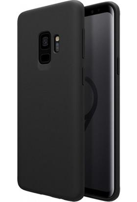 RedClick Samsung Galaxy S9 Ultra Slim Yumuşak Premier Silikon Kılıf - Siyah
