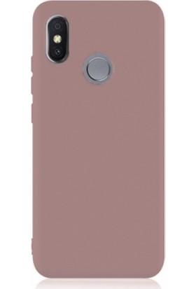 RedClick Xiaomi Redmi S2 Ultra Slim Yumuşak Premier Silikon Kılıf - Rose Gold