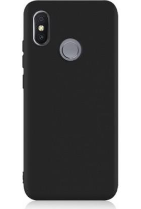RedClick Xiaomi Redmi S2 Ultra Slim Yumuşak Premier Silikon Kılıf - Siyah