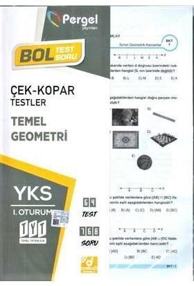 Pergel Yayınları Tyt Temel Geometri Çek Kopar Testler