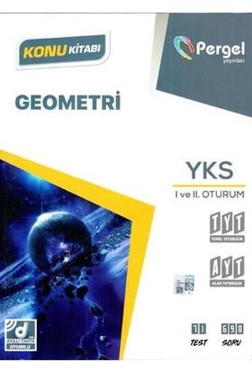 Pergel Yayınları Tyt Ayt Geometri Konu Kitabı