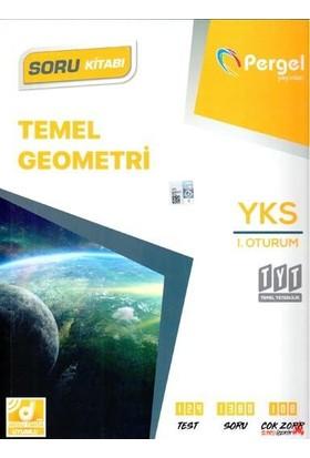 Pergel Yayınları Tyt Temel Geometri Soru Kitabı