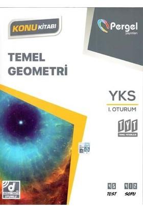 Pergel Yayınları Tyt Temel Geometri Konu Kitabı