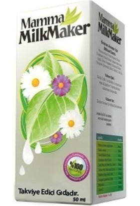 Ametis Mamma Milk Maker 50 ml