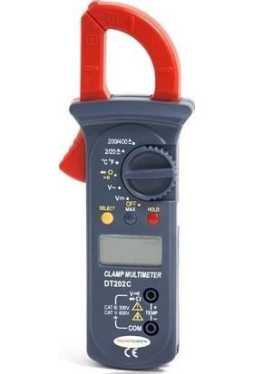 Cem Dt202A Pensampermetre