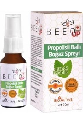 Bee'O Propolıs Bogaz Sprey Beeoup 20