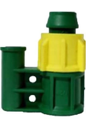 İrritime Mini Sprink Adaptörü 20x1/2 mm 200'lü Paket
