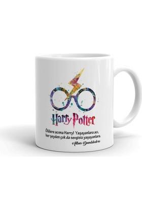If Dizayn Harry Potter Seramik Kupa Bardak