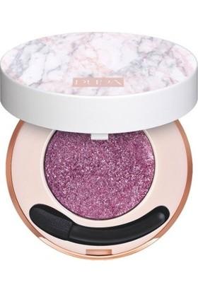 Pupa Material Luxury 3D Metal Eyeshadow 002 Vibrant Violet