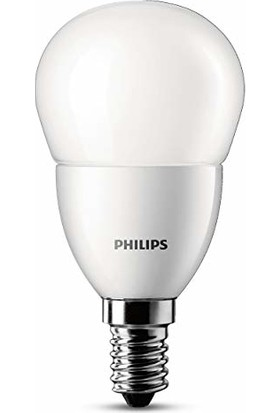 Philips Essential Led Buji 5.5W E14 520 Lümen Günışığı 4000 Kelvin