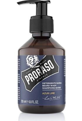 Proraso Sakal Şampuanı - Azure Lime
