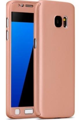 Telefonaksesuarı Samsung Galaxy Note 5 İnce 360 Tam Koruma Rubber Kılıf
