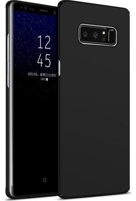 Telefonaksesuarı Samsung Galaxy Note 8 Kılıf Rubber Arka Kapak