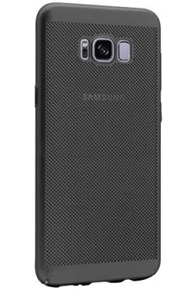Telefonaksesuarı Samsung Galaxy S8 Fileli Slim Arka Kapak