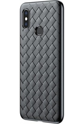 Telefonaksesuarı Baseus Xiaomi Mi 8 Desenli Silikon Kılıf