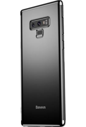 Telefonaksesuarı Samsung Galaxy Note 9 Baseus Glitter Serisi Silikon Kılıf