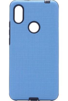 Telefonaksesuarı Xiaomi Redmi S2 Kılıf Ultra Koruma Darbe Emici Marble Silikon