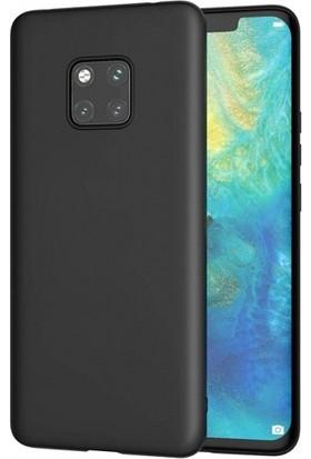 Telefonaksesuarı Huawei Mate 20 Pro Kılıf Ultra Slim Yumuşak Premier Silikon