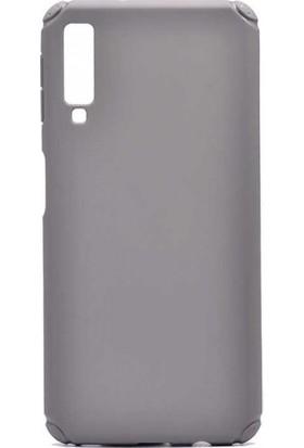 Telefonaksesuarı Samsung Galaxy A7 2018 Kılıf Ultra Slim Yumuşak Airbag Silikon